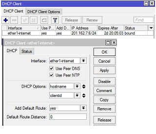 02. DHCP Client
