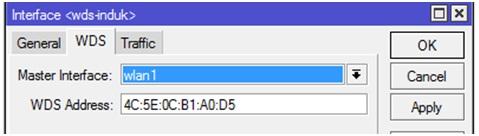 03. Mac WDS pasangan induk